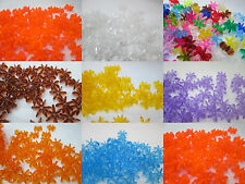 200 - 18mm Starflake / paddlewheel Beads - Choice of color