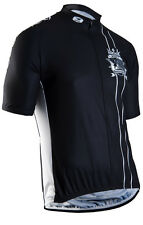 'Wheelman' Short Sleeve Cycling Jersey by Sugoi in Black