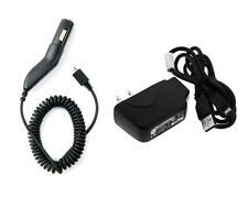 All in One Essentials Kit OEM LG Car + Home Charger + USB Data Charging Cable