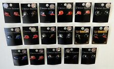 MLB Baseball Teams Assorted Wincraft Stud Earrings FREE SHIPPING & NEW!