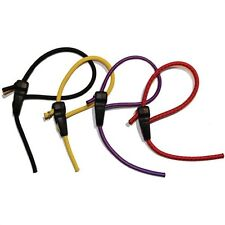 HOOF IT QUICK CLIP horse pony equine riding tether pack of 2 assorted colours