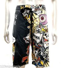 "z9 Minute Mirth Shorts Sz 32"" 34"" 36"" 38"" 40"" Skateboard Street Trunks Tiger Men"