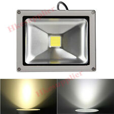 10W 20W 30W 50W Led High Flood Wash Light Lamp Outdoor 100-240V Pure/ Warm White