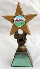 TUG OF WAR STAR TROPHY INCLUDING YOUR ENGRAVING Choice of Sizes NEW