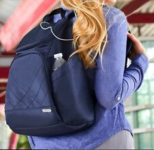 ANTI THEFT, RFID SAFE CLASSIC BACKPACK/TRAVEL SAFE & SECURE!/WORLD WIDE SHIPPING