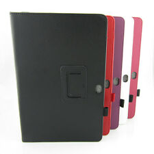 New 10.6 Leather Folio Case Cover for Microsoft Windows 8 Win8 Surface Rt Tablet