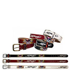 Ed Hardy Multi EH1100K Love Kills Boys-Leather Belt