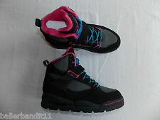 Nike Jordan Flight 45 TRK shoes Youth girls big kids GS black new 467956 008