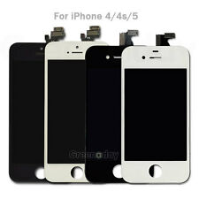 For iPhone 4 4G 4S Display LCD Touch Screen Replacement Digitizer +Free Tool Kit