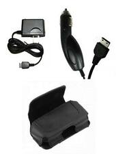 Home + Car Charger+ Case Purse for Alltel ATT Sprint Straigt Talk Samsung Phones
