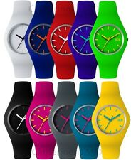 Ice-Watch ICE Slim Silicon Watches Choice of colours