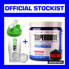 Gaspari Nutrition SuperDrive 240g - Pre-Training / Pre-Workout + Shaker