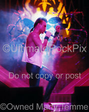 QUEENSRYCHE PHOTO GEOFF TATE Concert Photo in 1989 by Marty Temme 1