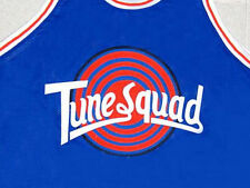 DRAZEN PETROVIC TUNE SQUAD SPACE JAM JERSEY BLUE MOVIE TOON NEW ANY SIZE XS- 5XL