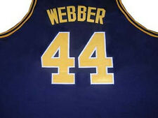 CHRIS WEBBER DETROIT COUNTRY DAY HIGH JERSEY ANY SIZE XS - 5XL