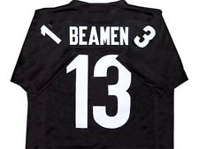 ANY GIVEN SUNDAY MOVIE - WILLIE BEAMEN SEWN NEW JERSEY     ANY SIZE XS - 5XL