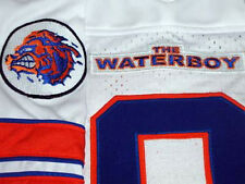 CUSTOM NAME & # THE WATERBOY MOVIE BOUCHER JERSEY WHITE NEW ANY NAME,#, XS - 5XL