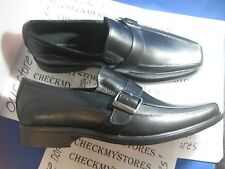 NIB Bostonian Woodworth  PREMIUM LEAHTER SLIP ON  Loafers Shoes COMFORT