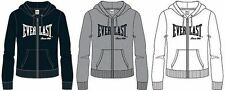 EVERLAST LADIES/WOMENS AUTHENTIC JACKET/JUMPER/HOODIE/CASUAL/SPORTS/GYM/FITNESS