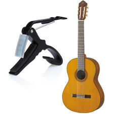 Quick Change Tune Clamp Key Trigger Capo for Folk Electric and Acoustic Guitars