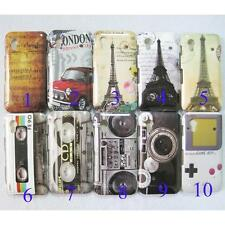 1 x Eiffel Tower Cassette Hard Back Case Cover Skin For SAMSUNG S5830 GALAXY ACE