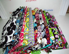 VERA BRADLEY DITTY BAG NEW ADDED! CHOICE OF 1  RETIRED PATTERNS MORE ADDED NWT