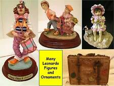 Leonardo Collectable Decorative Limited Edition Ornaments - figures - plates