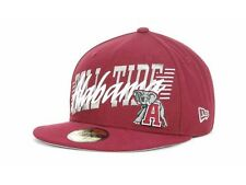"New Era 59Fifty ""Alabama Crimson Tide Writers Block NCAA Fitted Cap"" Hat $35"