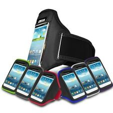 JOGGING ACTIVE SPORTS BLACK ARMBAND FOR VARIOUS MOBILE PHONES
