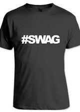# SWAG T-Shirt HASHTAG Hipster DTF YMCMB MUSTACHE YOLO # CLUB * BLOG *  S-XXXL *