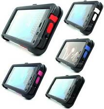 For Blackberry Z10 Double Layer Stand Build In Screen Belt Clip Hard Cover Case