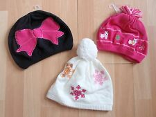 NWT GIRLS GYMBOREE HAT CHEERY ALL THE WAY SZ 0-12 MONTHS, 3-4 U PICK!!