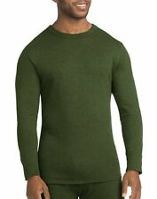 Duofold by Champion Originals Mid-Weight Wool-Blend Men's Thermal Shirt - KMO1
