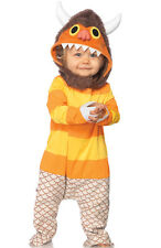 Where the Wild Things Are Baby Carol Toddler Halloween Costume