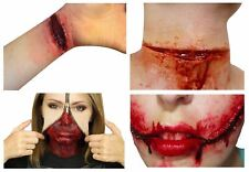 2014 Halloween Make-up Artist Latex Wounds Scars Bloody Sets Fancy Dress