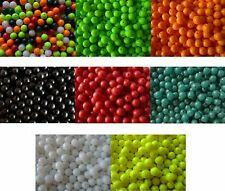 5mm GATOR RIG BEADS PACKS OF 50 OR 100pcs 7 DIFFERENT COLOURS POST FREE