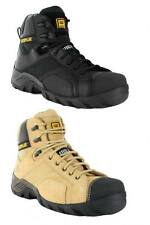 CATERPILLAR CAT ARGON HI MENS STEEL TOE WORK/SAFETY BOOTS/SHOES/DURABLE ON EBAY!