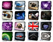 "7"" Tablet eBook Reader Case Sleeve Bag Cover for Lexibook MFC140EN Laptab"