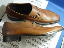 "NIB Bacco Bucci ""Rupert"" ITALIAN DESIGNER LEATHER SHOES"