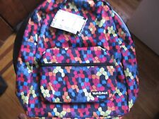 NWT   Yak Pak - Deluxe Student Bag School Backpack NWT AUTHENTIC