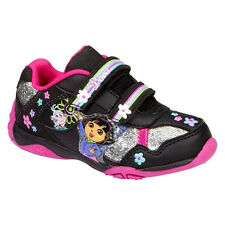 DORA THE EXPLORER BOOTS Sneakers Shoes Sz 8 9 10 11 12 Toddler Girls NWT