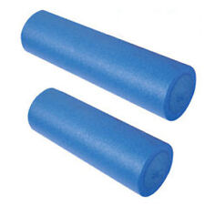 YOGA PILATES FOAM ROLLER-WORKOUT EXERCISE FITNESS DELUXE GYM-45cm / 90cm x 15cm