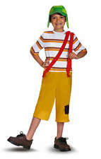 Boys Child Televisa El Chavo TV Show Deluxe El Chavo Costume Outfit