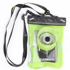 Universal 20M T-018L Waterproof Diving Bag Case Pouch for Camera Zoom Lens 5*3cm