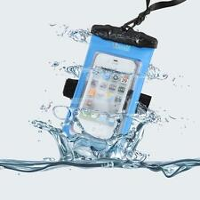 T-9C 20M Waterproof Diving Swimming Bag Case Hanging Armband for iPhone 4S 5