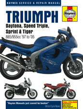 Triumph Tiger 955i 2001-2005 (0955 CC) - Haynes Workshop Manual