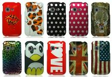 For Samsung Freeform M T189N TracFone S390G Design Hard Cover Case