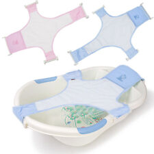 S0BZ  Affordable Baby Home Security Bath Tub Seat Support Net Cradle Adjustable