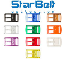 StarBelt Interchangeable Plastic Belt Buckle - Made In The USA!