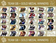 2012 Olympic Gold Medal Winners Singles SG3342 to SG3370, each sold seperately